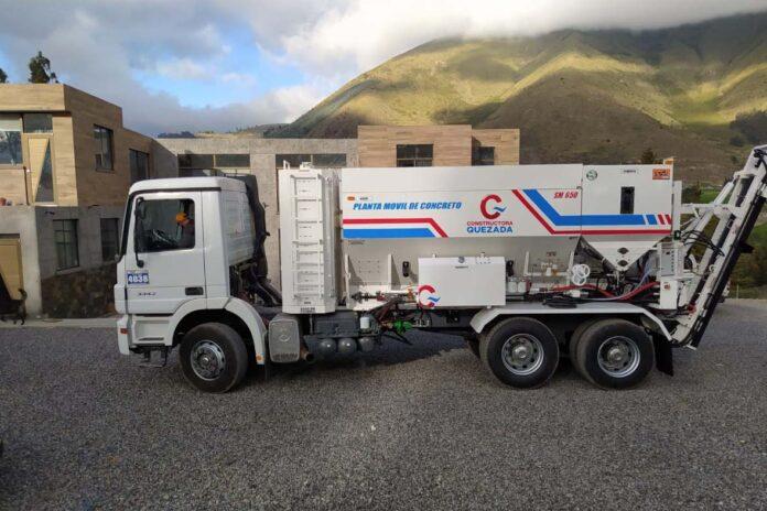 Mixers De Concreto Ecuador